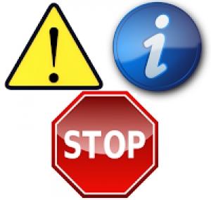 Mensajes y Alertas de Oracle Forms